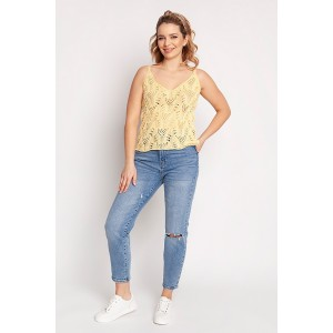 Top MKM 152200, rumena
