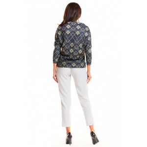Bluza Infinite You 129176, rumena